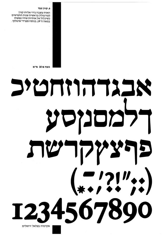קטלוג מולכו בצלאל bezalel catalog-19