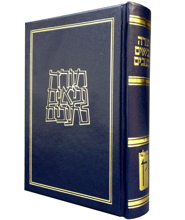כריכת תנ״ך קורן כיום. מקור התמונה: http://www.korenpub.com/HE/index.php