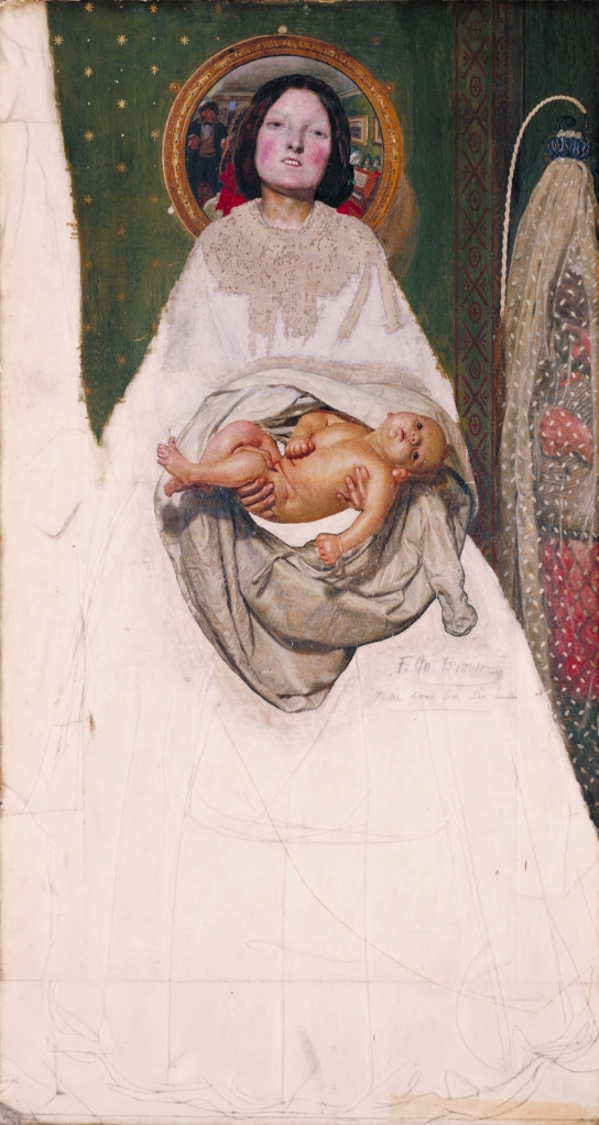 Ford Madox Brown Take your Son, Sir! 1851